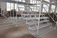 Q235 Mighty Mason Scaffolding System