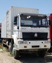 SINOTRUCK HUANGHE COMMANDER Cargo Truck 6x2