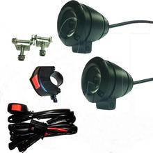 new 24w led work light for utility, auxiliary light for harley davidson, auxiliary light for honda cb unicorn 150