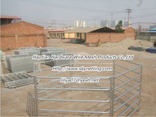 Australia/New Zealand Hot Sale Portable Horse Cattle Yard Panel Fences (1.8m highx6 bars or 1.6m highx5 bars)
