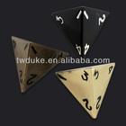 Promotion, Custom, OEM Brand All kinds of 18mm metal dice