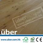 Brushed & Natural Oiled engineered hardwood (European Oak) flooring