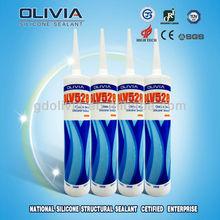 OLV528 Neutral 100% RTV Silicone Sealant