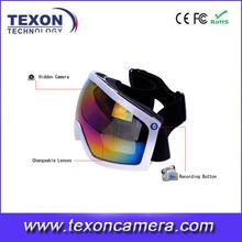 High quality 720P ski goggles camera TE-669HD
