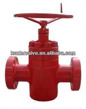 API6A Manual non-rising stem gate valve