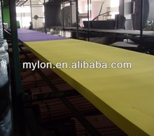 EVA Foam Injection Molding Process