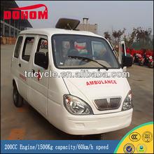 Mini Truck 200CC Engine Mini Truck Ambulance Vehicle