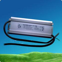 PFC 0.98 Efficiency 88% IP67 waterproof 100w led lighting power supply