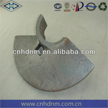 asphalt paving equipment parts concrete paver auger