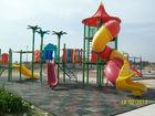 OUTDOOR CHILDREN'S PLAYGROUND AVP UYGULAMA