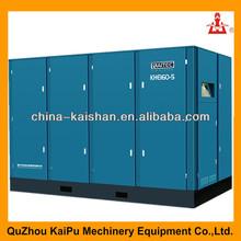 KHE160-5 KAITEC 0.5Mpa Low Pressure big screw air compressors