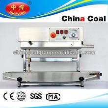 FRD-900 verticle continuous heat sealing machine/bag sealer