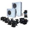 sanyo scroll compressor condensing unit