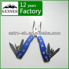 Wholesale stainless steel fishing plier pouch with aluminium handle brand KENNER