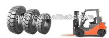 Forklift Solid Tire G-601 Pattern 4.00-8, 5.00-8, 6.00-9, 6.50 -10