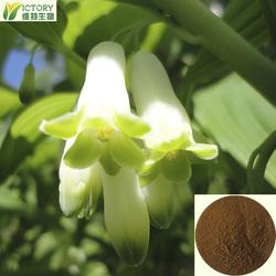 100% Natural Polygonatum odoratum root extract