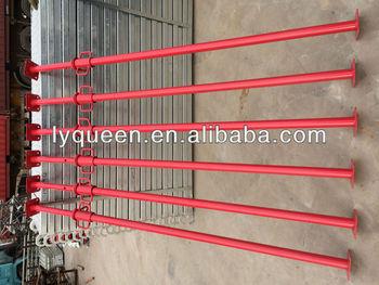 Q235 universal steel Adjustable shoring prop sleeve
