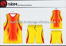 Basketball Uniform Full Sublimated