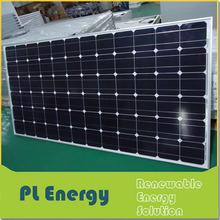 high efficient monocrystalline pv module 300 watt solar panel