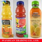 juice plastic juice bottle