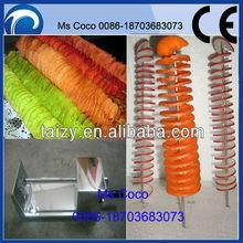 potato sprial cutter/ sprial potato cutter / twister potato cutter twister tornado spiral potato cutter 0086-18703683073