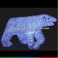 iluminado 2014 urso polar christmas 3d animais e figuras