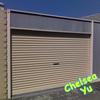 villa used garage australian roller door