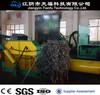 (TFKJ) Y81T-2500 automatic waste ferrous metal baler copper aluminum waste car baler HMS press machine lron compactor