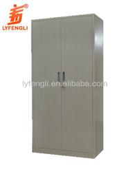 Wood Transfer Design Steel Wardrobe Price Cupboard