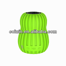 pumpkin speaker,cheap and fine pumpkin bluetooth speaker,CW-006,portable music speaker fit for home/office/gift/car/outdoor