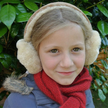 Winter Warm Kids Fur Earmuffs