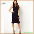 2014 venda quente novo design última moda vestido de escritório