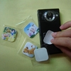 Popular Adhesive Microfiber Sticky Screen Cleaner for Iphone