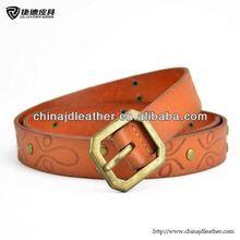 fashion leather belt buckles