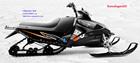 COPOWER 320CC snowmobile,,mini snowmobile,mini snowmobiles (Direct factory)