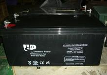 Rechargeable 12V200AH VRLA/AGM/Solar Battery for UPS