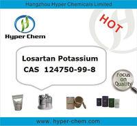 HP3010 Cardiovascular drug Losartan Potassium EP/USP/JP CAS124750-99-8 Fresh stock
