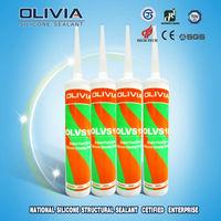 OLVS18 GP Acetoxy Silicone Sealant Cartridge Glue