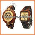 el más reciente 2014 rolexable de madera reloj de pulsera