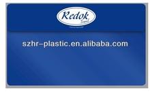 Plastic Travel Document Pouch