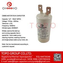 capacitors 2 uf 450 vac volts with special terminals for bangkok