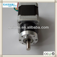 Hybrd nema 17 stepper motor with gearbox with cheap price