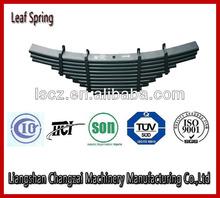 trailer suspension parts bus leaf spring