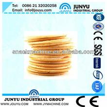Flat pancake forming machine