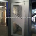 60 del marco de pvc de la puerta interior