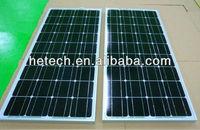 TUV/IEC/UL/CE solar energy products ,Mono pv solar modules 90w 18V