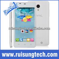 Original Thl T5 4.7inch QHD Screen MTK6572W Dual Core Mobile Phone 5.0MP 4G ROM Android 4.2.2 3G GPS Smartphone Dual Sim