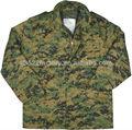อำพรางดิจิตอลทหารเสื้อฟิลด์m65