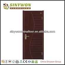 XM-J09 Prefinished Painting Color Wood Sliding Door