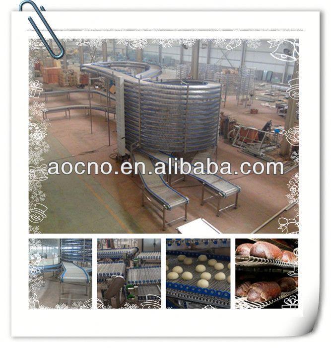 beef food processing baking equipment food cooler
